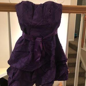 Dresses & Skirts - Purple Homecoming/School event dress